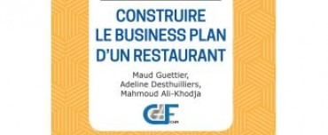 Construire le Business Plan d'un restaurant